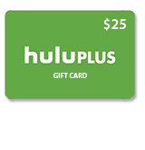 $25 Hulu gift card - for Hulu USA